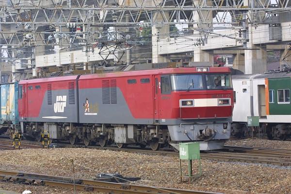 アンデス横断鉄道E-200形電気機関車
