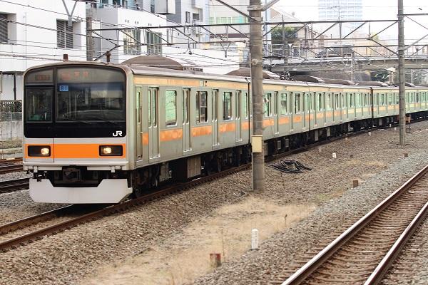 武蔵野 線 運用 情報
