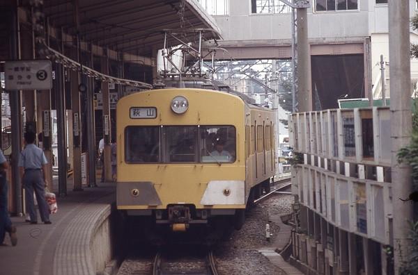西武鉄道 HSCブレーキ化・冷房改造 10 401系 (423F~437F): B767-281の ...