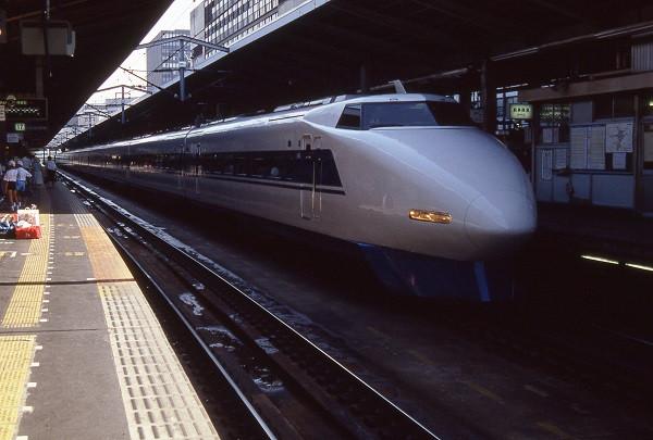 東海道新幹線開業から50年 その9 100系量産車 X G V編成: B767-281のブログ