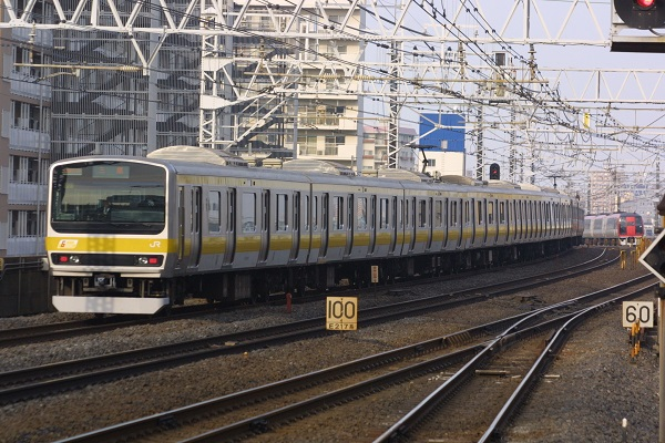中央・総武緩行線のE231系0番台 現状: B767-281のブログ
